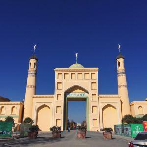 伊斯兰风情城旅游景点攻略图