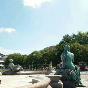 亚历山大广场旅游景点攻略图