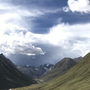 拉姆拉措旅游景点攻略图