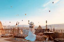 土耳其卡帕多奇亚,猫爷的360小时浪漫漂流记(15天8城蓝白小镇热气球滑翔伞攻略)