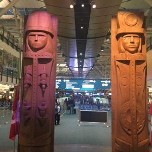 温哥华国际机场旅游景点攻略图