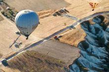 #瓜分10000元#奇妙的卡帕多奇亚热气球体验