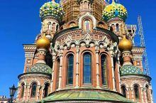 #瓜分10000元#圣彼得堡初印象