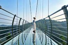 莫干山耀武关玻璃桥景区(2019年)