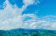 大美九华,看天台云卷云舒