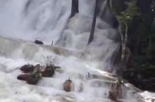 琅勃拉邦关西大瀑布