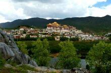 云南最大的藏传佛教寺院--噶丹松赞林寺