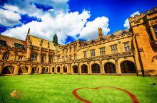 悉尼大学 在悉尼大学那和《哈利波特》霍格沃茨魔法学院几乎如出