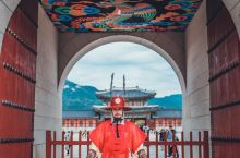 韩国必游景点:国门「光化门」