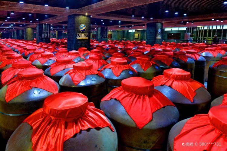Yanghe Distillery Cultural Tourism Area1