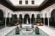 #高端轻奢体验#摩洛哥奢华ins风酒店lamamouni