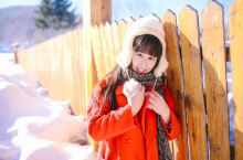 #最美冬季雪景# 去东北二浪河玩雪吧!