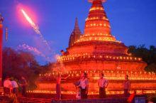 点灯迎神,缅甸邂逅光明节
