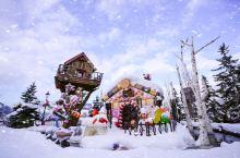 圣诞感满满札幌,白色恋人工厂