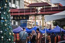 #元旦去哪玩#沙巴的唐人街——加雅街