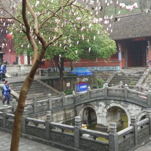 琅琊寺旅游景点攻略图