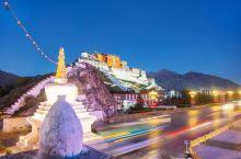 拉萨/日光之城:每个人心里都有一个布达拉宫