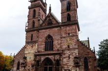 千年一叹的荣光,巴塞尔大教堂