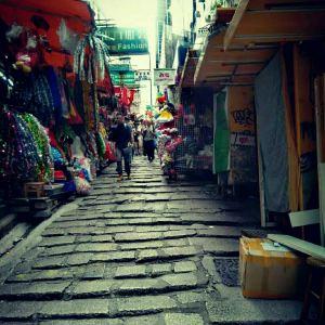 砵甸乍街旅游景点攻略图