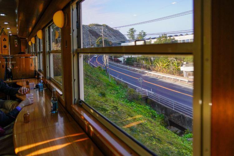 九州七星號列車2