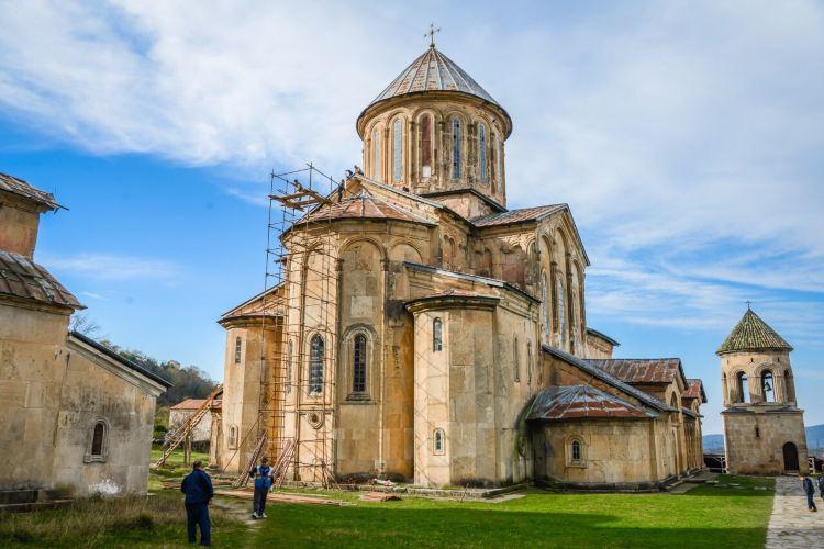 Bagrati Cathedral1
