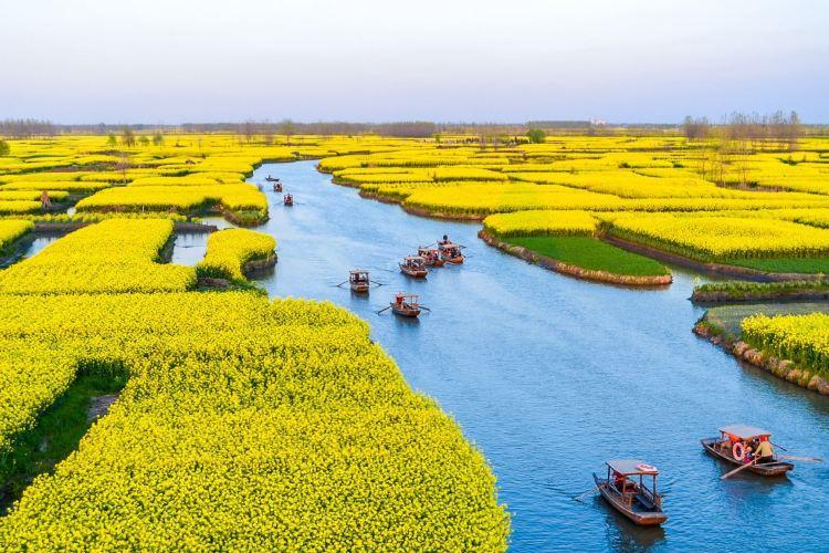 Qianduo (Raised Wetland Fields) Scenic Area3