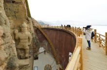 #12月去哪儿#武威天梯山石窟,你来过么?