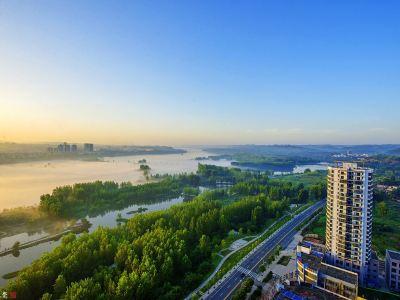 Danjiangkou Dam Scenic Area