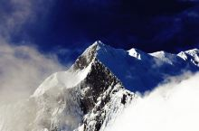 #向往的生活# 尼泊尔神圣山峰,安娜普尔纳