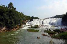 陡坡塘瀑布,因西游记电视剧而出名