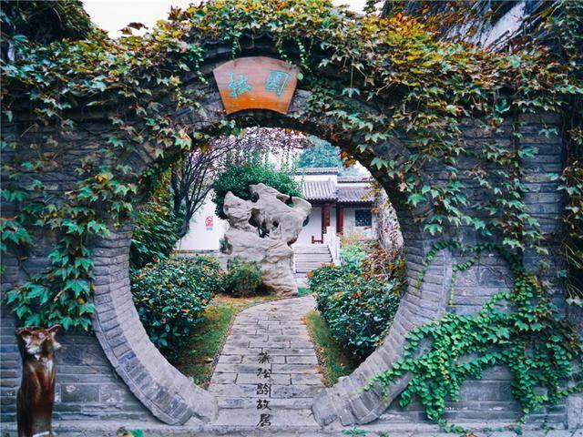 蒲松齡紀念館1
