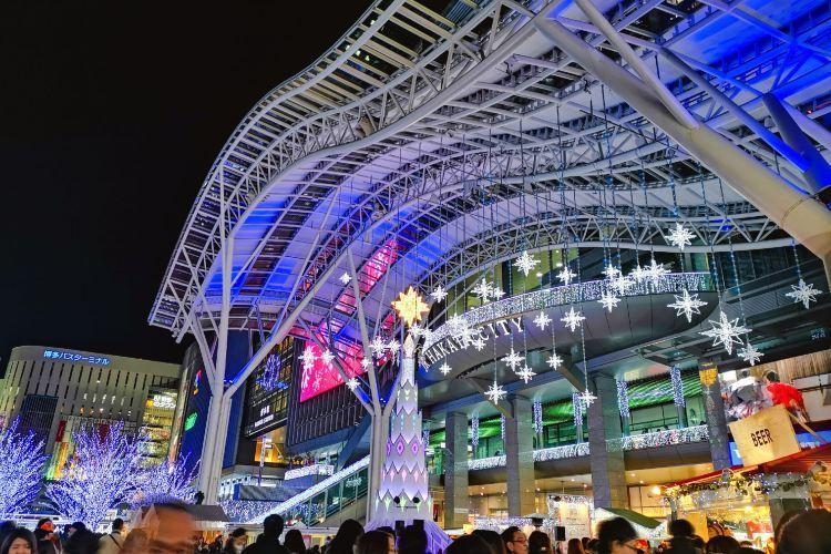 Hakata Bus Terminal4