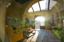 圆梦土耳其洞穴酒店#神奇的酒店