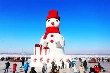 哈尔滨冰雪新景观-2019哈尔滨雪人大观