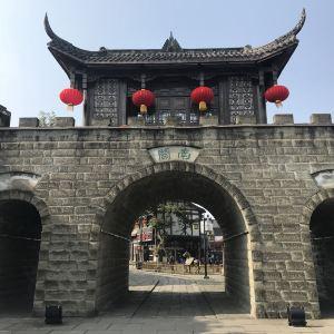 隆昌石牌坊群旅游景点攻略图