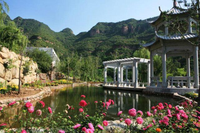 """Tao Garden (""""Peach Blossom Land"""")3"""