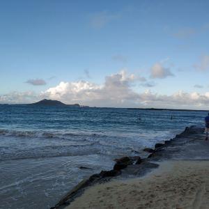 拉尼凯海滩旅游景点攻略图