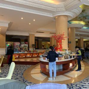 太阳湾柏悦酒店悦厅旅游景点攻略图