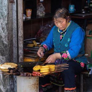 药王谷旅游景点攻略图
