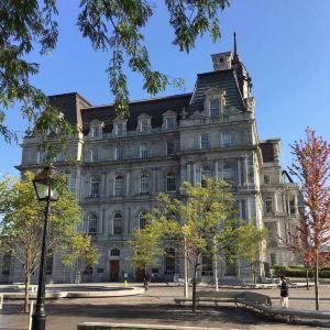 蒙特利尔市政厅旅游景点攻略图