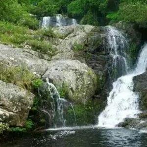 红坎瀑布旅游景点攻略图