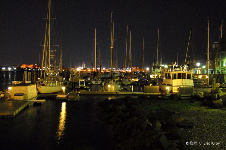Long Wharf, Boston