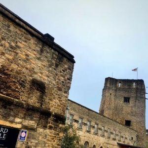 牛津城堡旅游景点攻略图