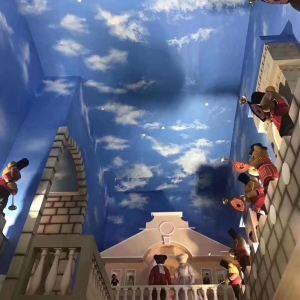 MAG环球魔幻世界旅游景点攻略图