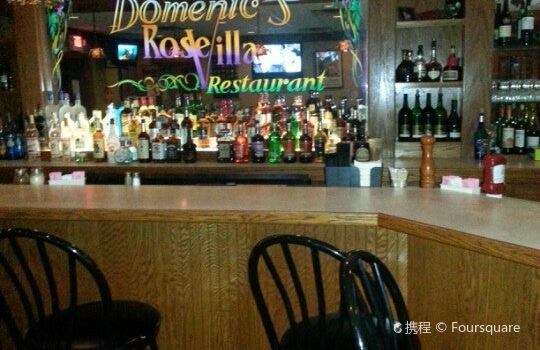 Domenic's Rose Villa Restaurant