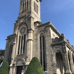 芽庄大教堂旅游景点攻略图