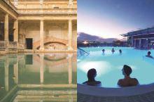 """古迹、温泉、英式下午茶,这样的""""帝王""""待遇只在巴斯罗马浴场!"""