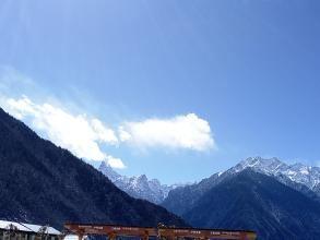 拉雅山旅游景点攻略图