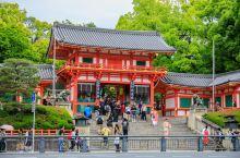 日本保留大量中国文化,京都八坂神社就是佐证,现为国家级文物