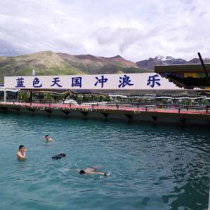 蓝色天国羊八井地热旅游区旅游景点攻略图